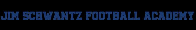 Jim Schwantz Football Academy